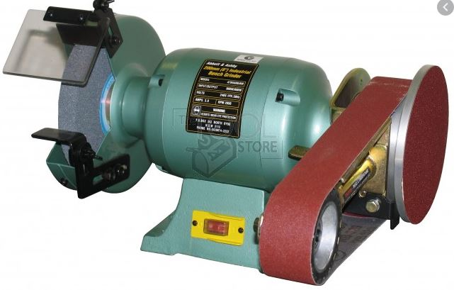 BENCH GRINDERS &amp LINISHERS (16)