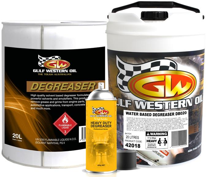 DEGREASERS &amp SOLVENTS (52)